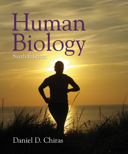 Human Biology  6th 2008 (Revised) edition cover