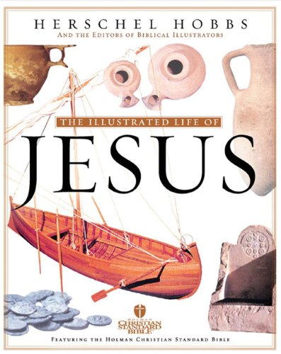 Illustrated Life of Jesus   2000 edition cover
