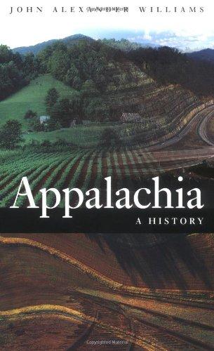 Appalachia A History  2002 edition cover