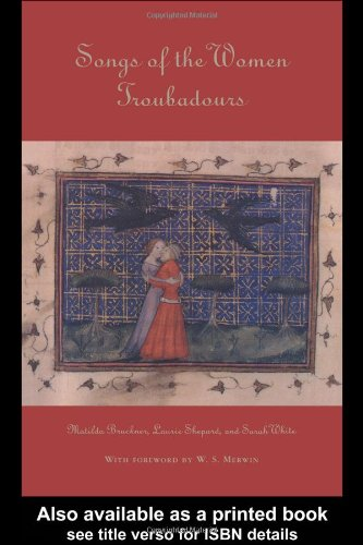 Songs of the Women Troubadours   2000 edition cover