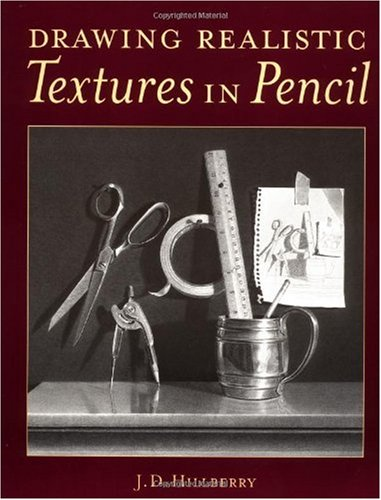 Drawing Realistic Textures in Pencil   1999 edition cover