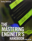 Mastering Engineer's Handbook  3rd 2015 edition cover