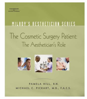 Cosmetic Surgery and the Aesthetician   2008 9781401881689 Front Cover