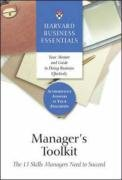 Manager's Toolkit The 13 Skills Managers Need to Succeed  2007 edition cover