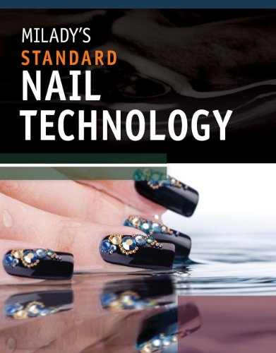 Milady's Standard Nail Technology  6th 2011 edition cover