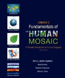Fundamentals of the Human Mosaic:   2013 edition cover