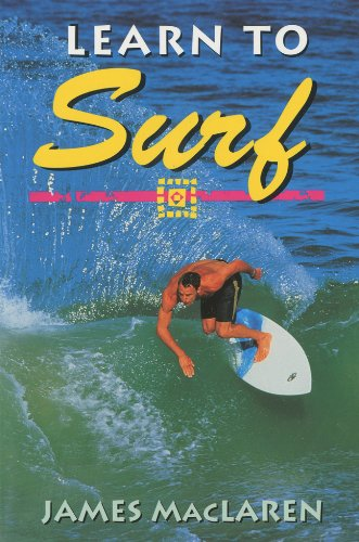 Learn to Surf  N/A 9781558215689 Front Cover