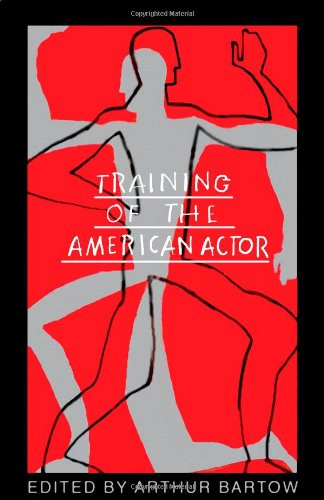 Training of the American Actor   2006 edition cover