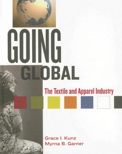 Going Global The Textile and Apparel Industry  2006 edition cover