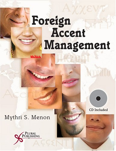 Foreign Accent Management   2006 edition cover