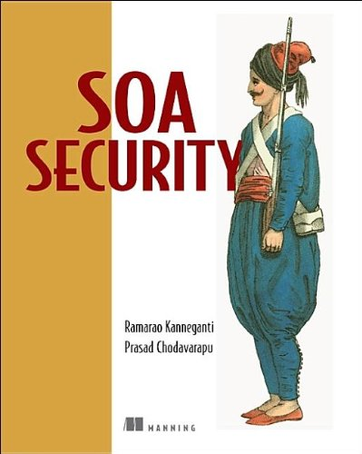 SOA Security   2008 9781932394689 Front Cover