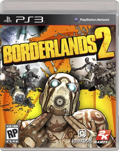 Borderlands 2 - Playstation 3 PlayStation 3 artwork