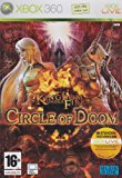 Kingdom under Fire: Circle of Doom (XBox360) Xbox 360 artwork