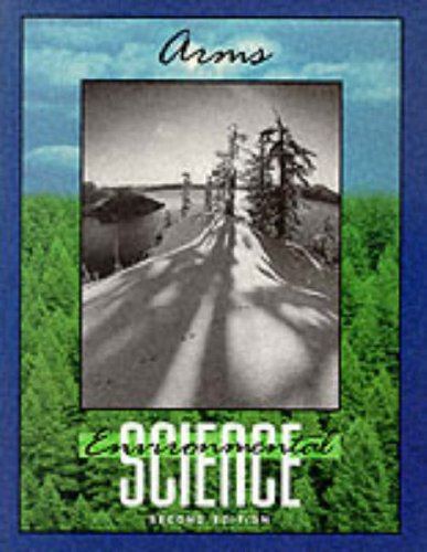 Environmental Science 2nd 1994 edition cover
