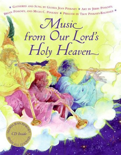 Music from Our Lord's Holy Heaven   2003 9780060007690 Front Cover