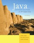 JAVA SOFTWARE SOLUTIONS AP COM N/A 9780131374690 Front Cover
