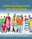 Child Development and Education 6th 2016 edition cover