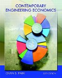 Contemporary Engineering Economics + Myengineeringlab With Etext Access Card:   2015 edition cover