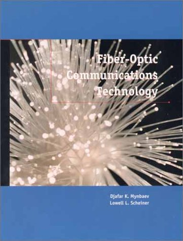 Fiber-Optic Communications Technology   2001 edition cover
