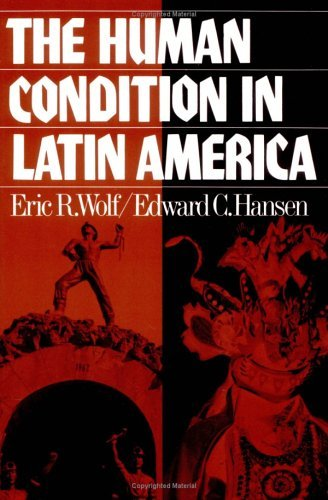 Human Condition in Latin America   1972 edition cover
