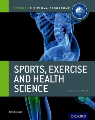 Sports, Exercise and Health Science  2nd 2012 edition cover