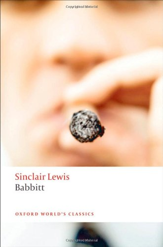 Babbitt   2010 9780199567690 Front Cover