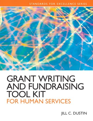 Grant Writing and Fundraising Tool Kit for Human Services   2013 edition cover