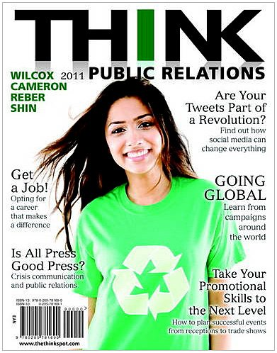 Think Public Relations   2011 edition cover