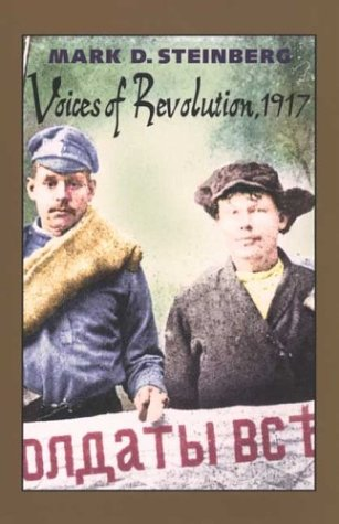 Voices of Revolution 1917   2003 edition cover