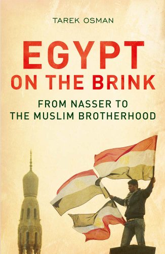 Egypt on the Brink From Nasser to the Muslim Brotherhood  2013 (Revised) edition cover