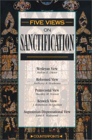 Five Views on Sanctification   1996 edition cover