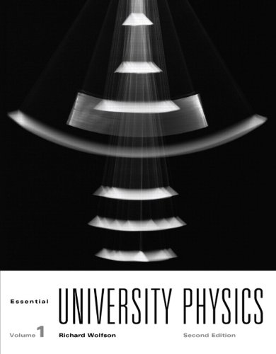 Essential University Physics  2nd 2012 (Revised) edition cover