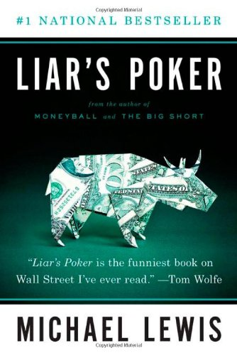 Liar's Poker   2010 9780393338690 Front Cover