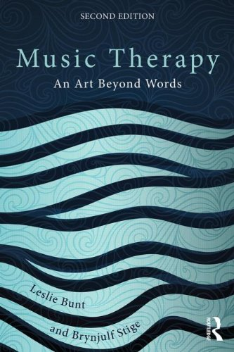 Music Therapy An Art Beyond Words 2nd 2014 (Revised) edition cover