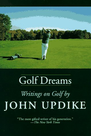 Golf Dreams Writings on Golf Large Type  edition cover