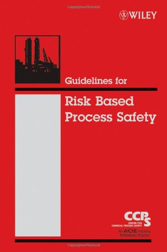 Guidelines for Risk Based Process Safety   2007 edition cover