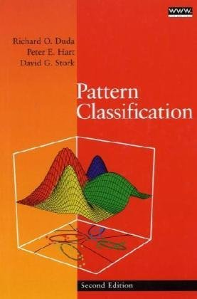 Pattern Classification  2nd 2001 (Revised) edition cover