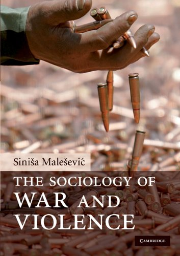 Sociology of War and Violence   2010 edition cover