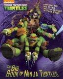 Big Book of Ninja Turtles (Teenage Mutant Ninja Turtles)  N/A 9780553507690 Front Cover