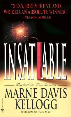 Insatiable  N/A 9780553581690 Front Cover