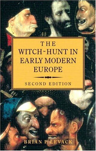 Witch-Hunt in Early Modern Europe  2nd 1994 edition cover