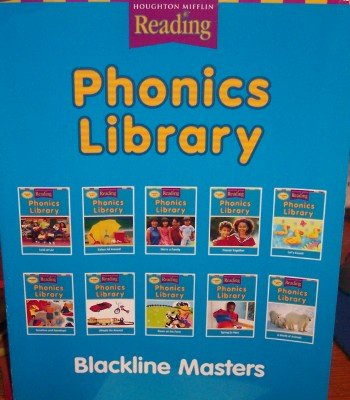 Phonics Library: Reading (Blackline Masters) (Paperback) 1st 9780618161690 Front Cover