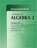 Assessment Book:  2007 9780618736690 Front Cover