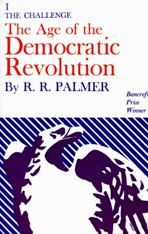 Age of the Democratic Revolution The Challenge  1959 edition cover