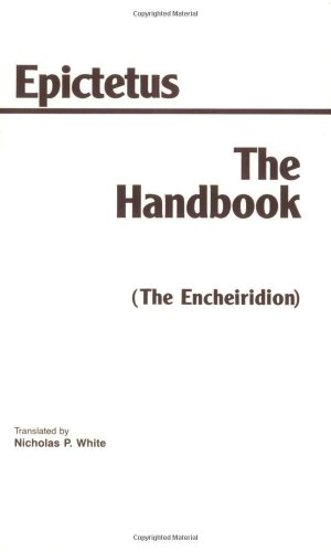 Epictetus: the Handbook (the Encheiridion) N/A 9780915145690 Front Cover