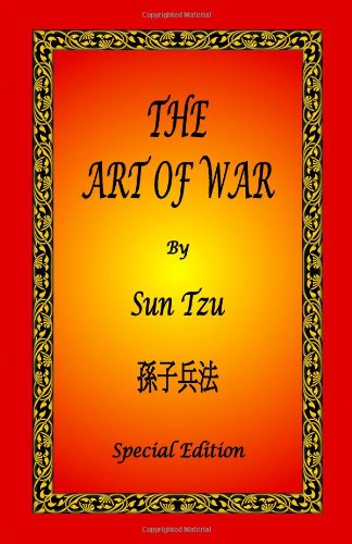 Art of War by Sun Tzu - Special Edition  Special edition cover