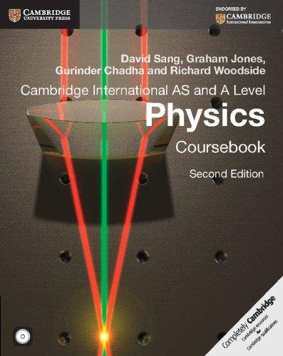 Cambridge International As and a Level Physics. Coursebook. Per le Scuole Superiori. Con CD-ROM. Con Espansione Online  2nd 2014 (Revised) 9781107697690 Front Cover