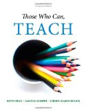Those Who Can, Teach:   2015 edition cover
