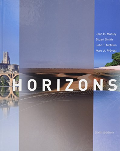 Horizons + Ilrn Heinle Learning Center:   2014 edition cover