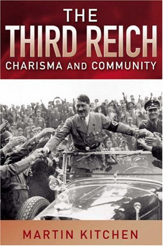 Third Reich Charisma and Community  2008 edition cover